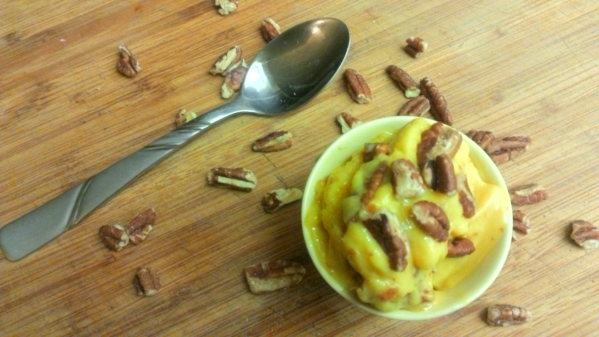 raw vegan mango ice cream