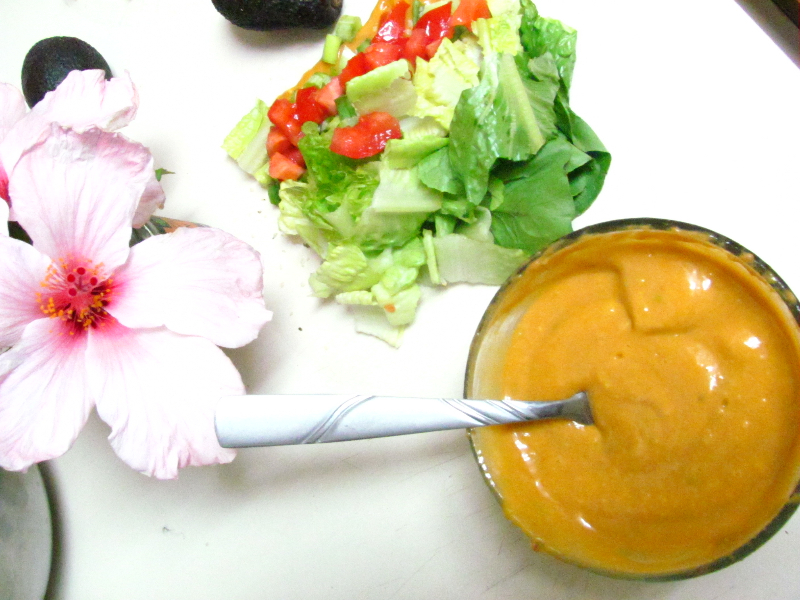 avocado citrus salad dressing