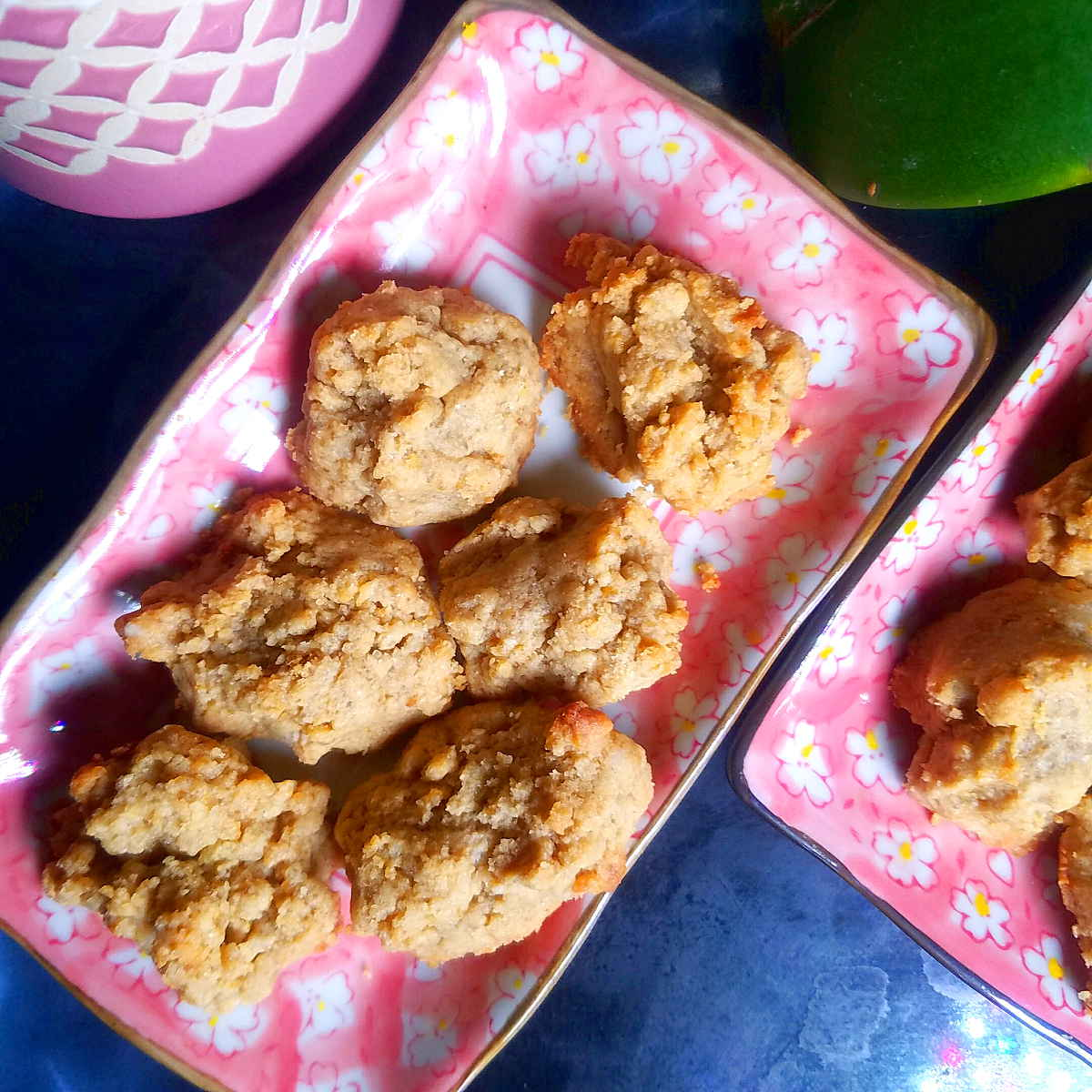 peanut-free peanut butter cookies